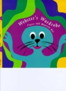 Webster's Wardrobe - Claire Bos - cover
