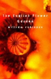 The English Flower Garden - William Robinson - cover