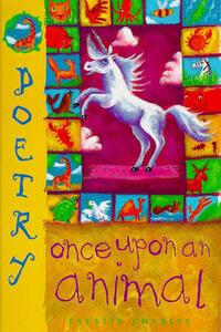 Once Upon an Animal - Faustin Charles - cover