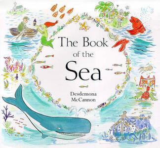 The Book of the Sea - Desdemona McCannon - cover