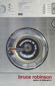 Paranoia in the Launderette - Bruce Robinson - cover