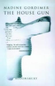 The House Gun - Nadine Gordimer - cover