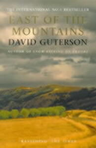 East of the Mountains - David Guterson - cover