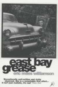 East Bay Grease - Eric Miles Williamson - cover