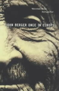 Once in Europa - John Berger - cover