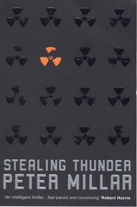 Stealing Thunder - Peter Millar - cover