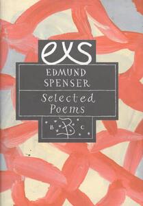 Poetry Classics: Edmund Spenser - Edmund Spenser - cover