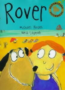 Rover - Michael Rosen - cover