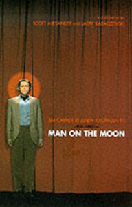 Man on the Moon - Ed Wood,Larry Flynt - cover