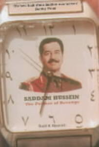 Saddam Hussein: The Politics of Revenge - Said K. Aburish - cover
