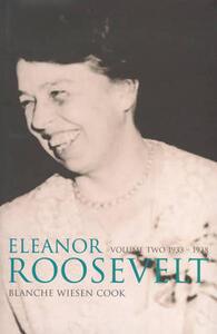 Eleanor Roosevelt - Blanche Wiesen-Cook - cover