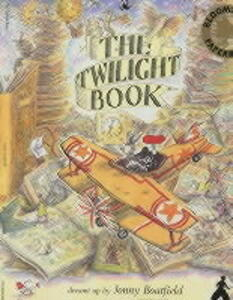The Twilight Book - Jonny Boatfield - cover