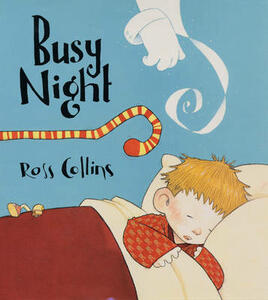 Busy Night - Ross Collins - cover