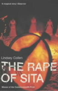 The Rape of Sita - Lindsey Collen - cover