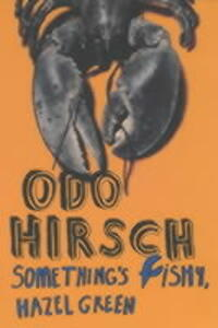 Something's Fishy, Hazel Green! - Odo Hirsch - cover