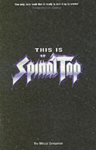 "The Official ""Spinal Tap"" Companion - Karl French - cover"