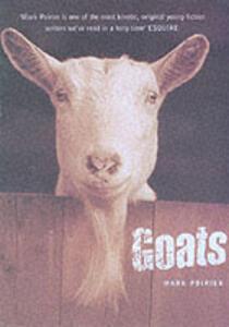 Goats - Mark Poirier - cover