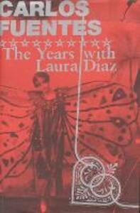 The Years with Laura Diaz - Carlos Fuentes - cover