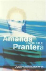 Capri File - Amanda Prantera - cover