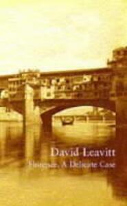 Florence - David Leavitt - cover