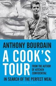 A Cook's Tour - Anthony Bourdain - cover