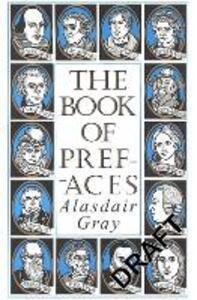The Book of Prefaces - Alasdair Gray - cover