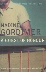 A Guest of Honour - Nadine Gordimer - cover