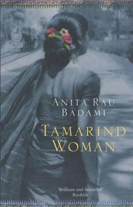 Tamarind Woman - Anita Rau Badami - cover