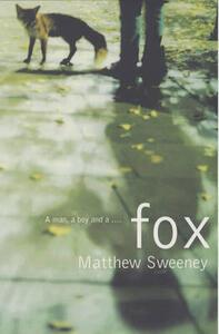 Fox - Matthew Sweeney - cover