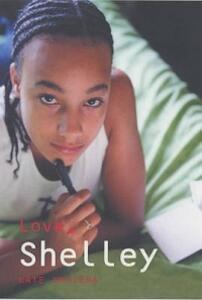 Love, Shelley - Kate Saksena - cover