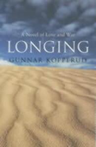 Longing - Gunnar Kopperud - cover