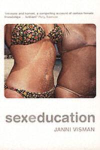 Sex Education - Janni Visman - cover