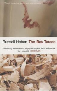 The Bat Tattoo - Russell Hoban - cover