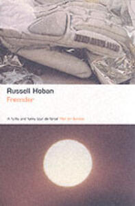 Fremder - Russell Hoban - cover