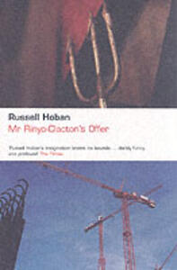 Mr. Rinyo-Clacton's Offer - Russell Hoban - cover