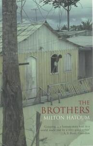 The Brothers - Milton Hatoum - cover