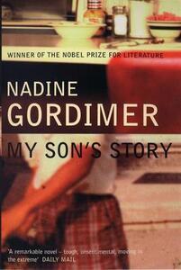 My Son's Story - Nadine Gordimer - cover