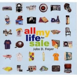 All My Life for Sale - John Freyer - cover