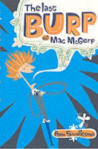 The Last Burp of Mac McGerp - Pam Smallcomb - cover