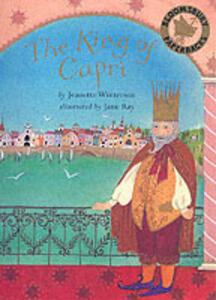 The King of Capri - Jeanette Winterson - cover