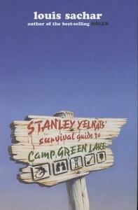 Stanley Yelnats Survival Guide to Camp Green Lake - Louis Sachar - cover