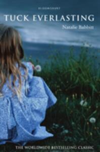 Tuck Everlasting - Natalie Babbitt - cover