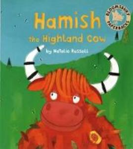 Hamish the Highland Cow - Natalie Russell - cover