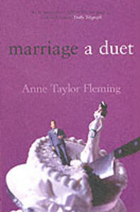 Marriage: A Duet - Anne Taylor Fleming - cover