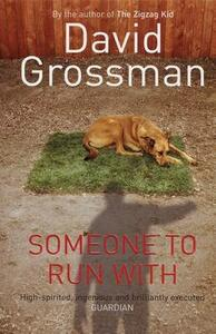 Someone to Run with - David Grossman - cover