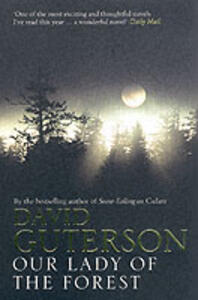 Our Lady of the Forest - David Guterson - cover