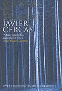 The Soldiers of Salamis - Javier Cercas - cover