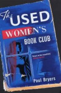 The Used Women's Book Club - Paul Bryers - cover