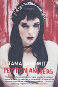 Peyton Amberg - Tama Janowitz - cover