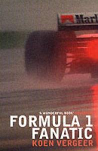 Formula 1 Fanatic - Koen Vergeer - cover